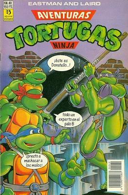 Aventuras Tortugas Ninja (Grapa) #40