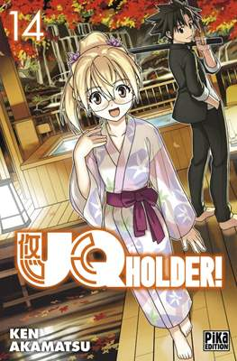 UQ Holder! (Broché) #14