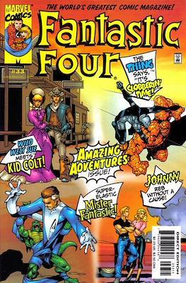 Fantastic Four Vol. 3 (Comic Book) #33