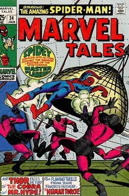 Marvel Tales (Comic Book) #24