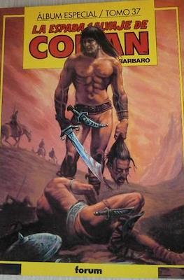 La Espada Salvaje de Conan - Álbum especial (Retapados) #37