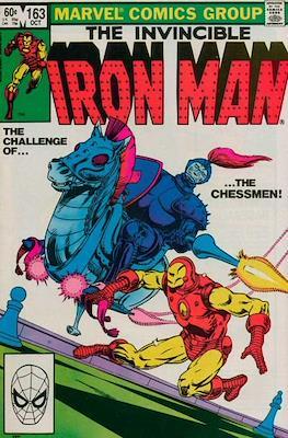 Iron Man Vol. 1 (1968-1996) (Comic book) #163