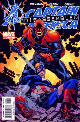 Captain America Vol. 4 (Comic Book) #32