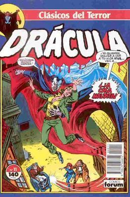 Clásicos del Terror: Drácula (1988-1989) (Grapa. 17x26. Color.) #11