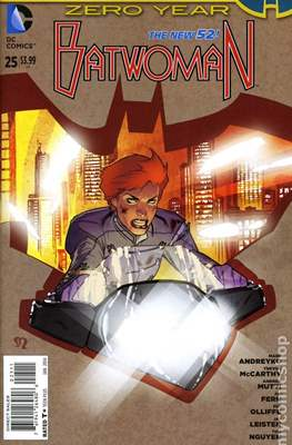 Batwoman Vol. 1 (2011-2015) (Comic-book) #25