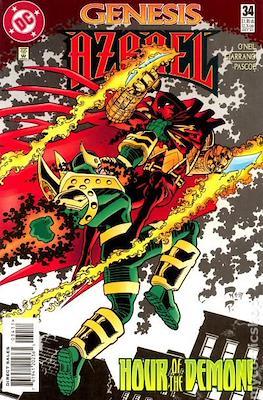 Azrael: Agent of the Bat (1995-2003) (Grapa) #34