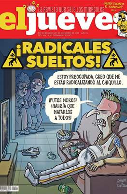 El Jueves (Revista) #2101