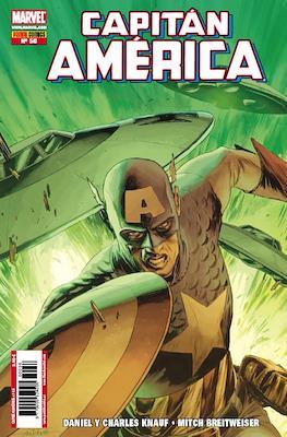 Capitán América Vol. 7 (2005-2011) (Grapa) #56