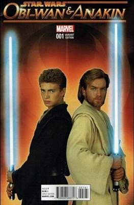 Star Wars: Obi-Wan & Anakin (Comic-book) #1.1