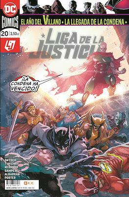 Liga de la Justicia. Nuevo Universo DC / Renacimiento (Grapa) #98/20