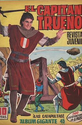 El Capitán Trueno. Album gigante (Grapa 32 pp) #45