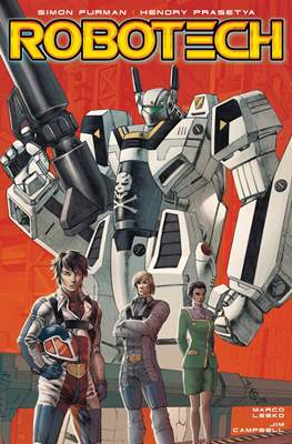 Robotech (Comic Book) #19