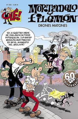 Mortadelo y Filemón. OLÉ! (1993 - ) #208