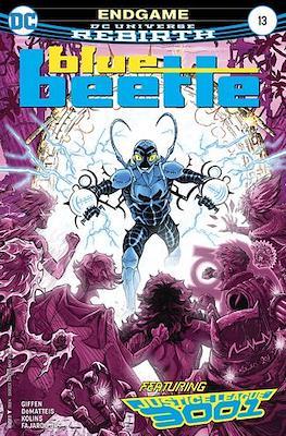 Blue Beetle Vol. 10 (Grapa) #13