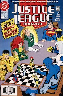 Justice League / Justice League International / Justice League America (1987-1996) (Comic-Book) #61