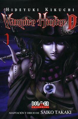 Vampire Hunter D (Rústica 230-248 pp) #1