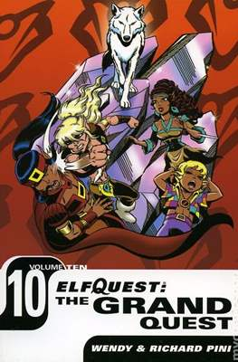 ElfQuest: The Grand Quest (Softcover) #10