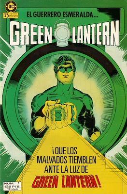 Green Lantern (1986-1987) (Grapa, 36-52 páginas) #1