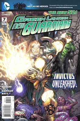 Green Lantern New Guardians (2011-2015) #7