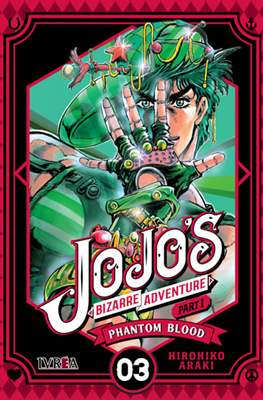 JoJo's Bizarre Adventure - Part I: Phantom Blood (Rústica con sobrecubierta) #3