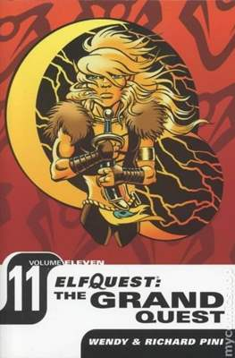 ElfQuest: The Grand Quest (Softcover) #11