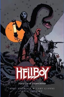 Hellboy #21