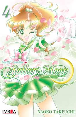 Pretty Guardian Sailor Moon (Rústica) #4