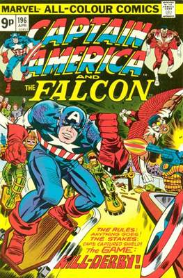Captain America Vol. 1 (1968-1996) (Comic Book) #196
