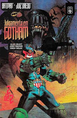 Batman & Juiz Dredd: Julgamento em Gotham (Grampo. 36 pp) #2
