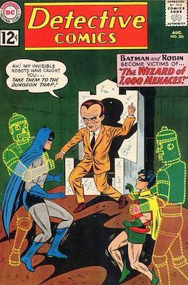 Detective Comics Vol. 1 (1937-2011; 2016-) (Comic Book) #306