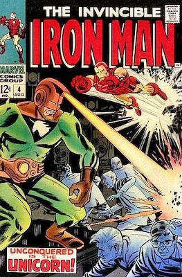 Iron Man Vol. 1 (1968-1996) #4