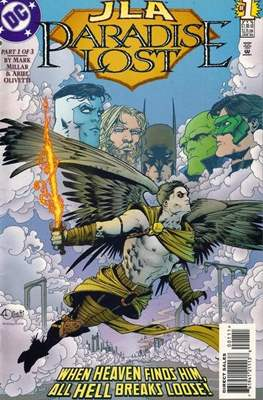 JLA Paradise Lost (Comic Book) #1
