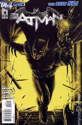 Batman Vol. 2 (2011-2016 Variant Covers) (Comic Book) #4