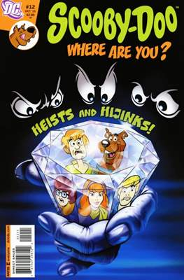 Scooby-Doo! Where Are You? (Comic Book) #12