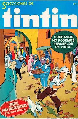 Selecciones de Tintin