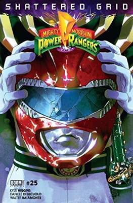 Mighty Morphin Power Rangers (Comic Book) #25