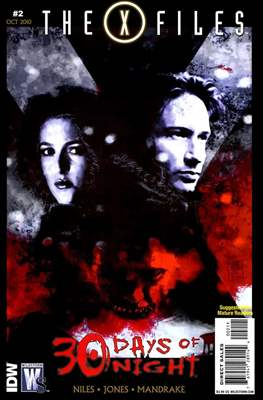 The X-Files: 30 Days of Night (Comic Book) #2