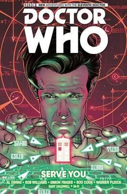 Doctor Who: The Eleventh Doctor (Hardcover) #2