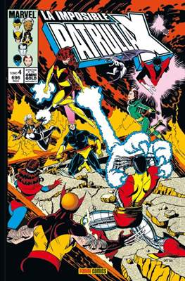 La Imposible Patrulla-X. Marvel Gold (Omnigold) (Cartoné) #4