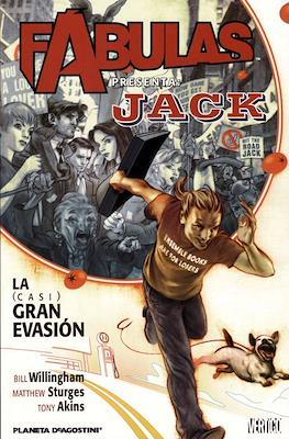 Fábulas presenta: Jack (2008-2011) #1