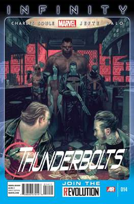 Thunderbolts Vol 2 (Grapa) #14