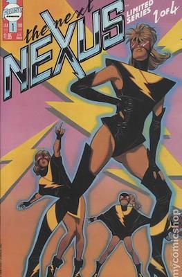 The Next Nexus (comic grapa usa) #1