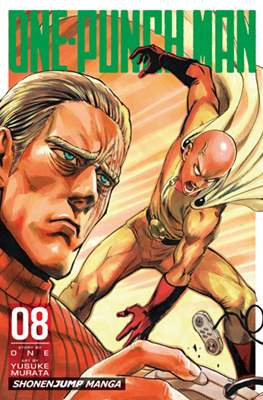 One Punch-Man (Trade paperback) #8