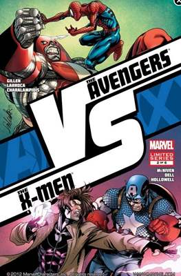 Avengers vs. X-Men: VS (Digital). 2012 #2