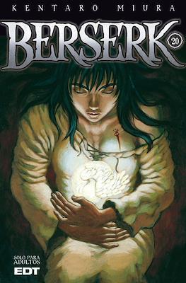 Berserk (Rústica con sobrecubierta) #20