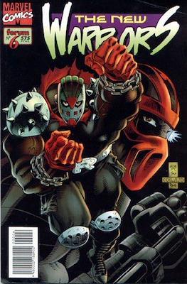 The New Warriors vol. 2 (1995) #6