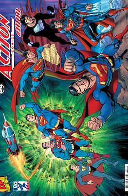 Action Comics Vol. 1 (1938-2011; 2016-... Variant Covers) (Comic Book) #1000.13