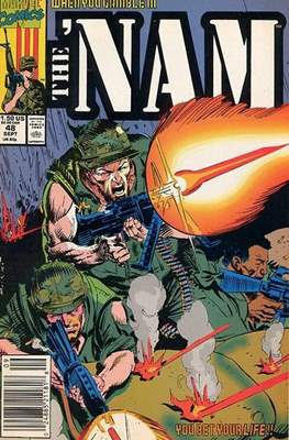The 'Nam Vol 1 (Comic-book.) #48
