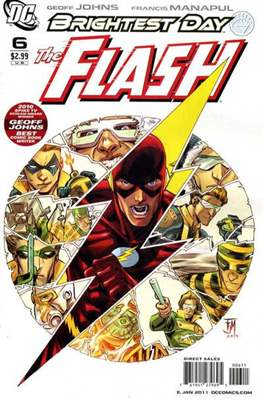 The Flash Vol. 3 (2010-2011) (Comic book) #6