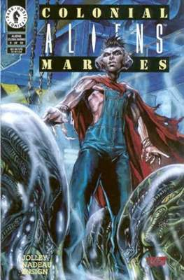 Aliens: Colonial Marines (Saddle-stitched. 1993) #9